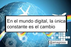 Cambios en el mundo digital