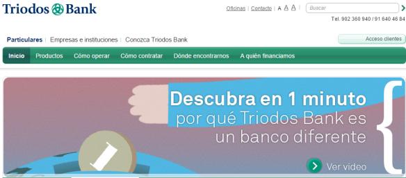 banca ética financiación emprendedores