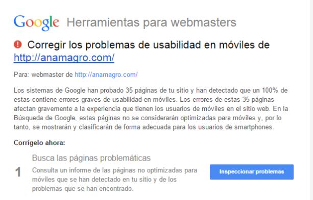 diseño responsive google