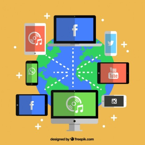 internet-redes sociales-marketing digital