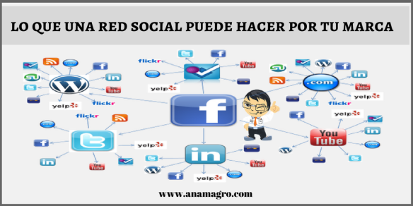 red social marca